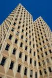 Moderne bureaugebouwen Stock Fotografie