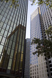 Moderne bureaugebouwen in Dallas Stock Afbeelding