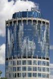 Moderne busines, die 11 aufbauen Stockfotos