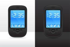 Moderne cellphone Royalty-vrije Stock Afbeeldingen