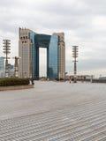 Moderne cityscapes royalty-vrije stock foto