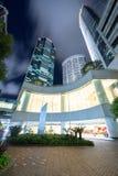 Moderne commerciële gebouwen Royalty-vrije Stock Afbeelding