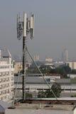 Moderne communicatie antenne Royalty-vrije Stock Foto