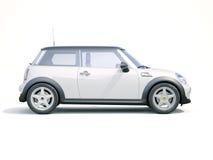 Moderne compacte auto Royalty-vrije Stock Foto