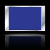 Moderne computertablet Stock Afbeeldingen