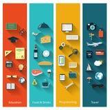Moderne concepten Stock Afbeeldingen