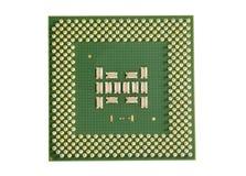Moderne CPU Lizenzfreies Stockfoto