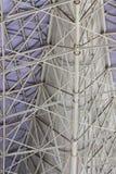 Moderne dakstructuur Royalty-vrije Stock Foto