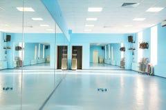 Moderne dansende zaal Stock Afbeeldingen