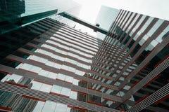 Moderne de bouwdetails in Panama Stock Afbeelding