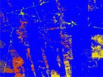 Moderne digitale Malerei Lizenzfreie Stockbilder