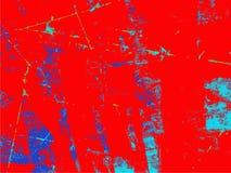 Moderne digitale Malerei Lizenzfreies Stockfoto