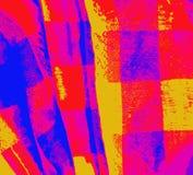 Moderne digitale Malerei Stockfotos