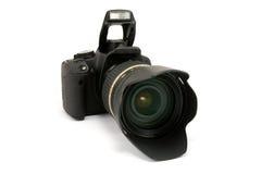 Moderne dslr Fotokamera Lizenzfreies Stockbild