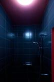 Moderne Dusche stockfoto