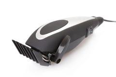 Moderne elektrische haar/baardsnoeischaar Royalty-vrije Stock Foto's