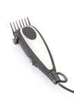 Moderne elektrische haar/baardsnoeischaar Royalty-vrije Stock Afbeelding