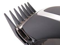 Moderne elektrische haar/baardsnoeischaar Royalty-vrije Stock Foto