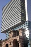 Moderne en klassieke arhitecture Royalty-vrije Stock Foto's
