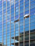Moderne Fassade Lizenzfreies Stockbild