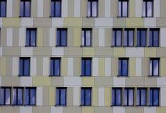 Moderne Fassade Lizenzfreies Stockfoto