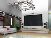 Moderne flat Royalty-vrije Stock Foto