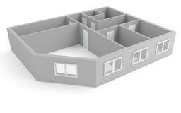 Moderne flat royalty-vrije illustratie