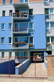 Moderne flats Royalty-vrije Stock Foto's