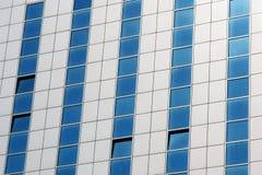 Moderne flatwolkenkrabber Royalty-vrije Stock Afbeeldingen