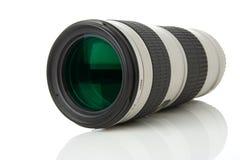 Moderne fotolens stock foto's