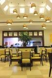 Moderne Gaststätte Stockbild
