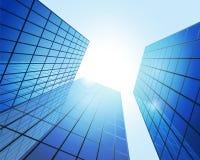 Moderne Gebäude Lizenzfreie Stockfotografie