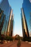 Moderne Gebäude Stockfotos