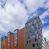 Moderne Gebäude bei Kungsbron (Bridge Königs) Lizenzfreie Stockfotos