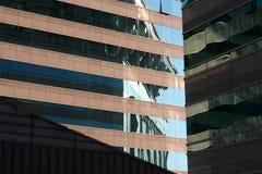 Moderne Gebäude, die Porzellan bejing sind Lizenzfreie Stockfotografie