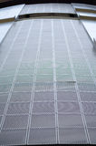 Moderne Gebäudebeschaffenheit Lizenzfreies Stockfoto