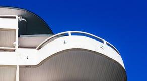 Moderne Gebäudegeschäftswolkenkratzer Stockbild
