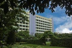 Moderne gebouwen. Royalty-vrije Stock Afbeeldingen