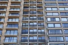 Moderne gebouwen in België stock afbeelding