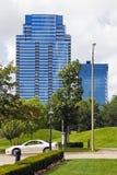 Moderne Gebouwen in Grand Rapids royalty-vrije stock afbeeldingen