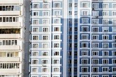 Moderne Gebouwen in Moskou Royalty-vrije Stock Afbeelding