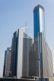 Moderne gebouwen in Shanghai Royalty-vrije Stock Afbeelding