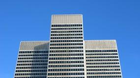 Moderne gebouwen van Montreal Stock Fotografie