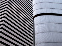 Moderne Gebäudebeschaffenheit Lizenzfreie Stockbilder