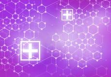 Moderne geneeskunde Royalty-vrije Stock Foto's