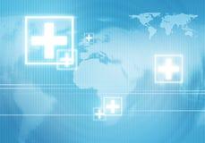 Moderne geneeskunde Stock Afbeeldingen