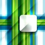 Moderne geometrische abstracte achtergrond Royalty-vrije Stock Afbeeldingen