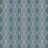 Moderne geometrische Arabesken-nahtloses Muster Lizenzfreie Stockfotos