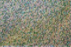 Moderne geometrische Blätter, die Hintergrundmusterzusammenfassung zeichnen Mosaik, Fliese, Farbe u. Konzept vektor abbildung