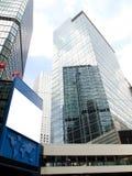 Moderne Geschäfts-Gebäude Stockbild